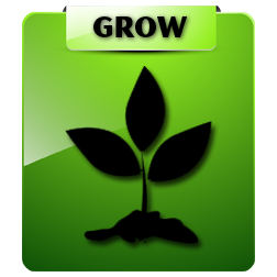 Web Grow Button